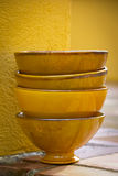 Vier Bowles Royalty-vrije Stock Afbeeldingen