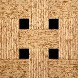 Vier gaten Stock Afbeeldingen