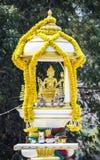 Vier Gesichter brahma Statue Stockfotografie