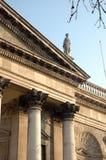 Vier Hof Royalty-vrije Stock Afbeelding