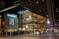Vier Jahreszeit-Mitte, Toronto Stockbild