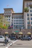 Vier Jahreszeiten Beverly Wilshire Hotel stockfotografie