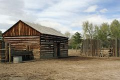 Vier Meilen-historischer Park Stockfotografie