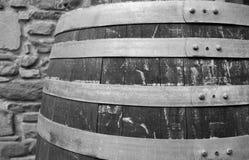 Vier metalenringen van een vat royalty-vrije stock afbeelding