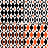 Vier nahtlose Muster Lizenzfreie Stockfotografie