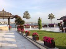 Vier seizoenen Istanboel royalty-vrije stock afbeeldingen