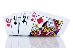 Vier van een soort royalty-vrije stock afbeelding