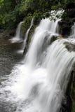 Vier Watervallengang in Brecon-Bakens Stock Fotografie