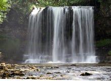 Vier Watervallengang in Brecon-Bakens Royalty-vrije Stock Afbeelding