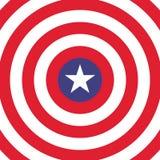vierde van Juli-het kenteken van de Onafhankelijkheidsdag Stock Afbeeldingen