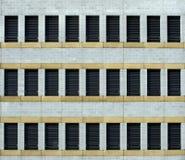 Vierecke in einem Viereck lizenzfreie stockbilder