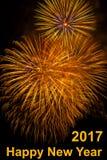 Vierend Nieuw jaar Stock Afbeeldingen