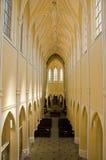 vierge de Mary de cathédrale de supposition photos libres de droits
