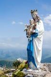 Vierge Marie Photo libre de droits