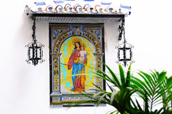 Vierge Marie photos libres de droits