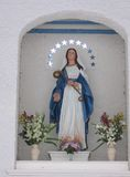 Vierge Marie Images stock