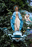 Vierge Marie Photographie stock