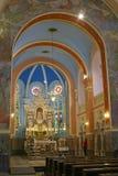 Vierge Marie béni par basilique, Marija Bistrica, Croatie images stock