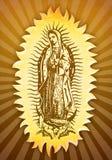 Vierge Marie de Guadalupe illustration de vecteur