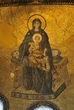 Vierge Marie et Jésus Photo libre de droits