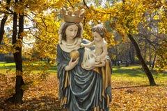 Vierge Marie, mère de Jésus Images stock