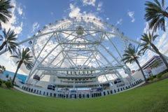 Vierhundert Fuß hoher Riesenrad Stockfotografie