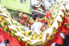 Viering van Chinees Nieuwjaar in Brazilië Royalty-vrije Stock Fotografie