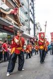 Viering van Chinees Nieuwjaar in Brazilië Royalty-vrije Stock Afbeeldingen