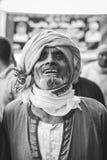Vieringenmanier Rifai Sufi Egypte Stock Afbeeldingen