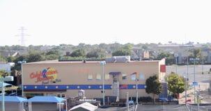 Vieringspost Texas Royalty-vrije Stock Foto's