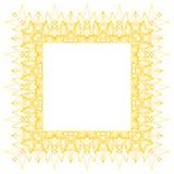 Vierkant abstract achtergrondgrenskader vector illustratie