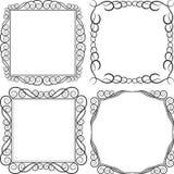 Vierkant frame Royalty-vrije Stock Foto