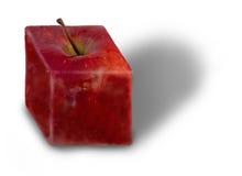 Vierkant fruit Stock Afbeeldingen
