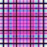 Vierkant hypnotic patroon, geometrische illusie behangstreep vector illustratie