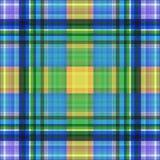 Vierkant hypnotic patroon, geometrische illusie Grafische tegel royalty-vrije illustratie
