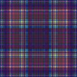 Vierkant hypnotic patroon, geometrische illusie Naadloze caleidoscoop royalty-vrije illustratie