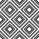 Vierkant patroon Stock Afbeeldingen