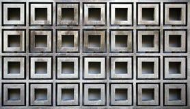 Vierkant patroon stock foto's