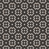Vierkant patroon Royalty-vrije Stock Foto