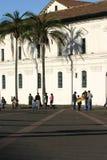 Vierkant in Quito stock foto