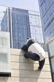 Vierkant van Chengdu het Internationale Financiën Stock Foto's