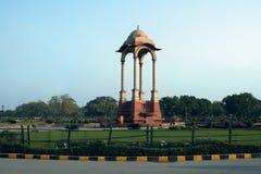 Vierkant van de Poort van India Royalty-vrije Stock Afbeeldingen