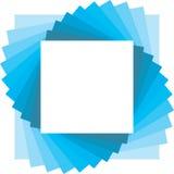 Vierkante achtergrond voor foto Royalty-vrije Stock Foto