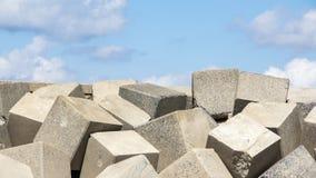 Vierkante Blokken Royalty-vrije Stock Fotografie