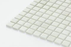 Vierkante kleine tegel stock afbeelding