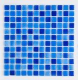 Vierkante kleine tegel royalty-vrije stock afbeeldingen
