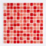 Vierkante kleine tegel royalty-vrije stock foto