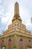 Vierkante pagode Stock Afbeeldingen