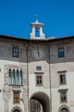 Vierkante ridders Pisa Royalty-vrije Stock Afbeeldingen