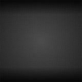 Vierkante staalachtergrond Royalty-vrije Stock Foto
